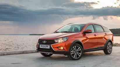 """""""Avtovaz"""" počeo proizvodnju dve nove verzije modela Lada Vesta"""