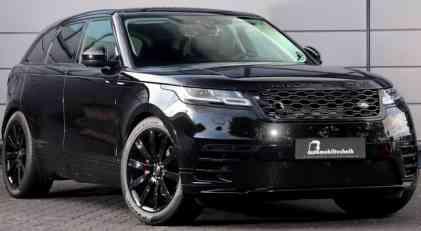 B&B Automobiltechnik Range Rover Velar