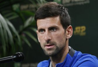 BEZ PROMENA NA VRHU: Đoković i dalje prvi, Nadal drugi, Federer treći...