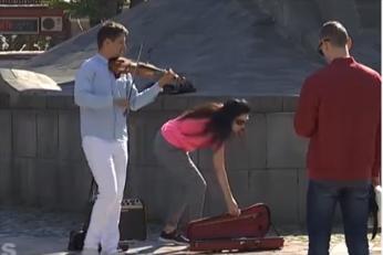 BLAM KRALJEVA: Nećeš ti nama ovde svirat klasiku!