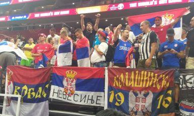 BORBA ZA PRVO MESTO Srbija – Italija (UŽIVO)