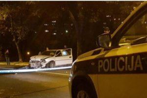Bačka Palanka: Ukrao automobil, pa se slupao!