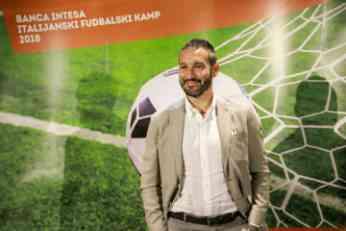 Banca Intesa podržava i četvrti Italijanski fudbalski kamp za decu