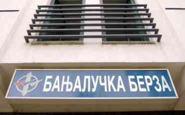Banjalučka berza: Promet veći od 852.000 KM