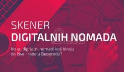 Beograd među najpopularnijim destinacijama za digitalne nomade