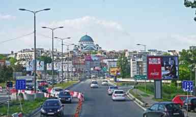 Beograd se još uvek nespretno navikava na globalizaciju