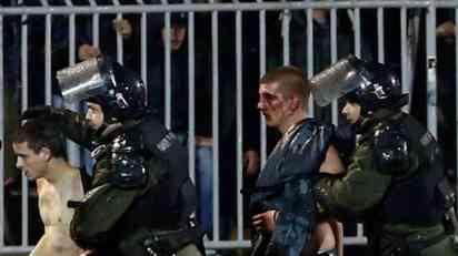 Beogradski mediji: Organizator nereda na derbiju vođa škaljaraca