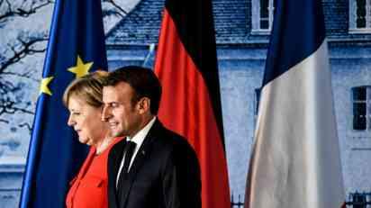 Berlin i Pariz se dogovorili o novom budžetu za zemlje evrozone