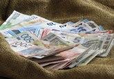Blagi pad dinara, ovo je kurs u ponedeljak