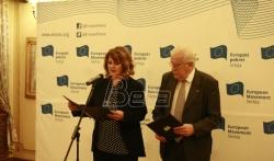 Brankici Janković i Marku Somborcu dodeljena priznanja za Doprinos godine Evropi