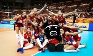 Bravo, devojke: Odbojkašice Srbije pobedile Italiju, i sa prvog mesta čekaju polufinale u petak