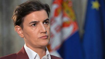 Brnabić: Želim da sa SNS menjam Srbiju na bolje