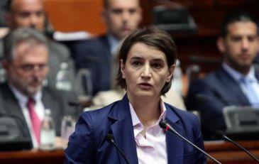 Brnabić za CNN: Srbija se menja, napadi na društvenim mrežama me zamaraju