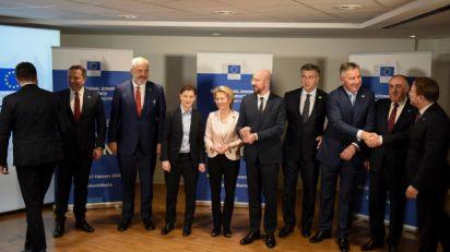Brnabićeva u Briselu, otvorena konferencija Zajedno za Albaniju