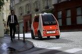 Budućnost individualnog gradskog prevoza – malo, električno i bez vozača VIDEO