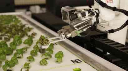 Budućnost ishrane - robotizovane farme u svim gradovima