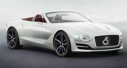 Bugatti, Lamborghini, Porsche i Bentley u planu imaju moćne elektromobile