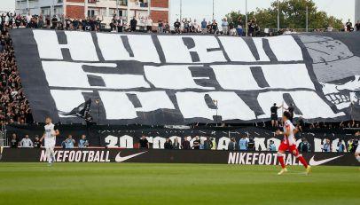 CRNO-BELI GRAD: Pogledajte fantastičnu KOREOGRAFIJU navijača Partizana na večitom derbiju!