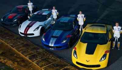 Chevrolet Corvette Grand Sport Drivers Series
