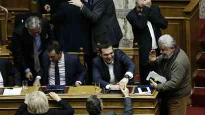 Ciprasovoj vladi izglasano poverenje