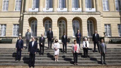 Članice G7 postigle dogovor o oporezivanju velikih kompanija