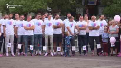 Crnogorci trče na štiklama