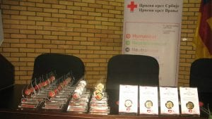 Crveni krst Vranje: Nije bilo nikakvih političkih pritisaka na odluku o dodeli priznanja dobrovoljnim davaocima krvi