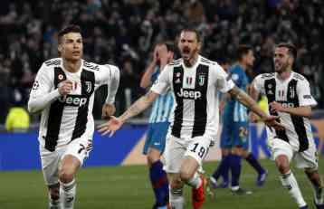 DAME I GOSPODO, OVO JE KRISTIJANO RONALDO VANZEMALJAC: Pogledajte magiju kojom je Portugalac razbio Atletiko i lansirao Juventus u četvrtfinale (VIDEO)