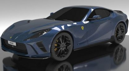 DMC Ferrari 812 Superfast Spia