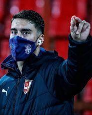 DUŠAN VLAHOVIĆ OTVORIO DUŠU KURIRU: Nemam druge države do Srbije, za nju igram srcem i dušom, ostalo je profesionalizam!