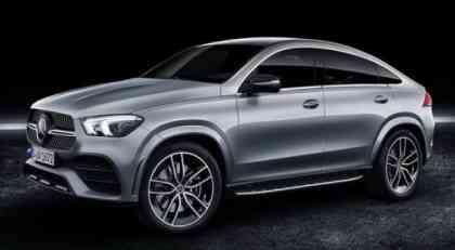 Da li će Mercedes GLE Coupe izgledati ovako?