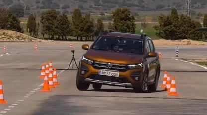 """Dacia Sandero Stepway sasvim solidan na testu """"severnog jelena"""""""