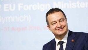 Dačić: Delegacija Kosova sedi po ćoškovima i hoklicama u UN