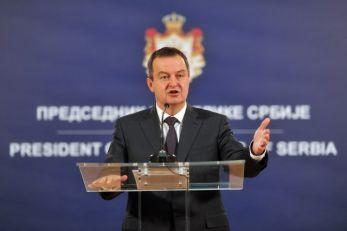 Dačić: Tramp zainteresovan za rešavanje pitanja KiM