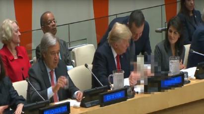 Dačić o ONOM susretu s Trampom (VIDEO)