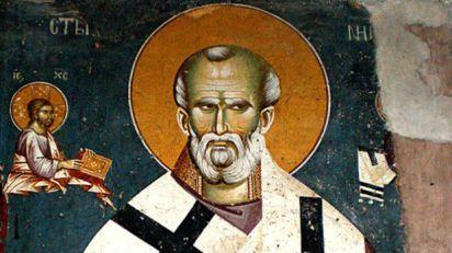 Danas je Mladi Sveti Nikola