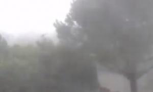 Danas mogući pljuskovi, na snazi meteoalarm