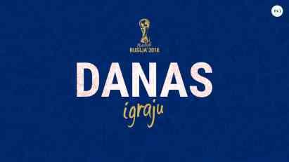Danas na Mundijalu: Šampion sveta hoće prvu pobedu
