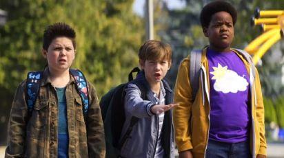 Dečaci u komediji koja nije za decu! (FOTO, VIDEO)