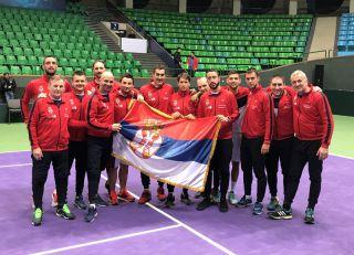 Dejvis kup: Srbija prvo protiv Japana na Završnom turniru