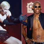 Dennis Rodman tvrdi: Madonna mi je nudila 20 miliona da joj napravim dete
