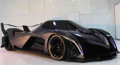 Devel Sixteen je automobil sa 5000 KS