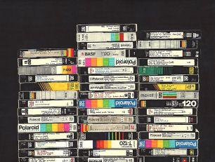 Digitalizacija VHS i drugih kaseta u Američkom kutku