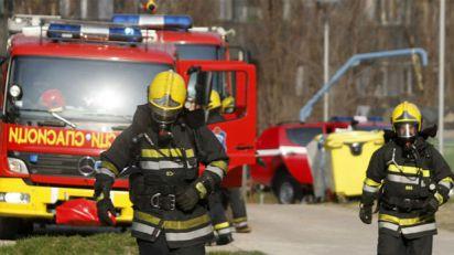 Misteriozni dim prekrio Novi Sad