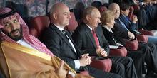 Diplomatski golovi Putina zahvaljući Mundijalu