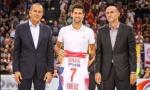 ĐOKOVIĆ NA DUDINOM OPROŠTAJU: Ivković je profesor i otac svima nama u sportu
