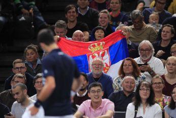 ĐOKOVIĆ NE IGRA SAMO ZA SEBE, ON IGRA ZA SRBIJU: Zato je u svojoj zemlji heroj, a u ostatku sveta autsajder! Švajcarci nahvalili srpskog asa kao niko nikad ranije! I to pred duel sa Federerom!