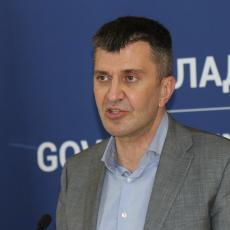 ĐORĐEVIĆ: Vučić je podigao ugled Srbiji u svetu, a Obradović lažima hoće da mu ukalja ime i obmane javnost
