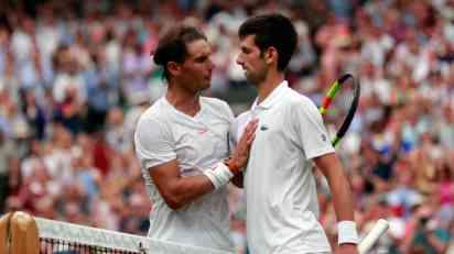 Đoković i dalje deseti teniser sveta, Nadal uvećao prednost