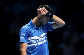 Đoković neslavnim završetkom godine izgubio trku sa Nadalom